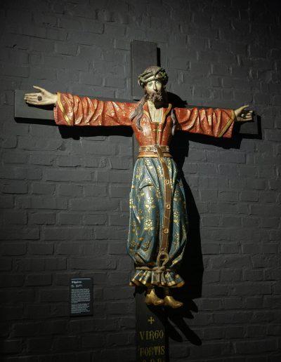 kruisbeeld Lambertuskerk
