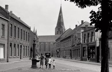 vooroorlogse kerk St. Lambertus